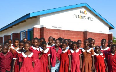 Smiling Faces at Matundu School