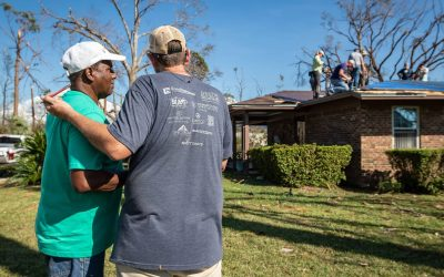 Two Years After Hurricane Michael: Returning to our Roots