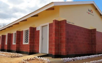 OUR 12th SCHOOL IS COMPLETE!